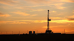 <strong>Oil and Gas Photography</strong></br>                     This Texan sunset was a perfect finish to a long day of shooting a training video.  While taking an annual report quality photo of a drilling rig is quite rewarding, you have to keep in mind that everything on location has to be done with safety in mind.   I learned my way around the rig working in the oil and gas industry, all prior to working as an industrial photographer.   This is why I chose to focus on this segment of photography.   I also keep my H<small>2</small>S certificate and Petroleum Safety Training up to date as it is always a requirement for everyone on site.